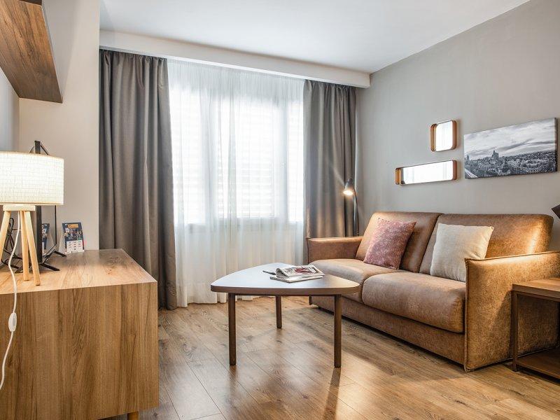 Espagne - Madrid - Pierre & Vacances Résidence Edificio Eurobuilding 2