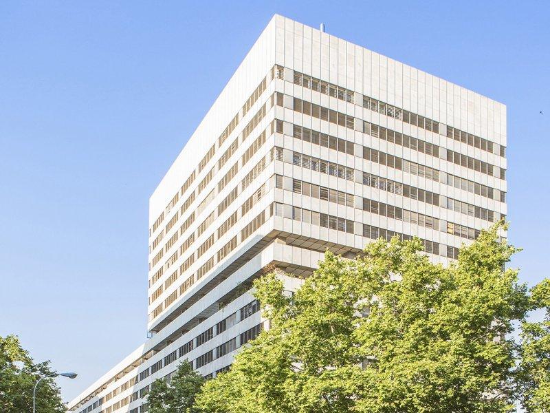 Pierre & Vacances Résidence Edificio Eurobuilding 2