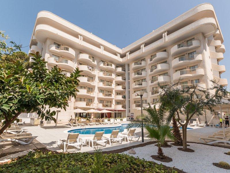 Espagne - Costa Dorada - Salou - Pierre & Vacances Hôtel Salou Beach