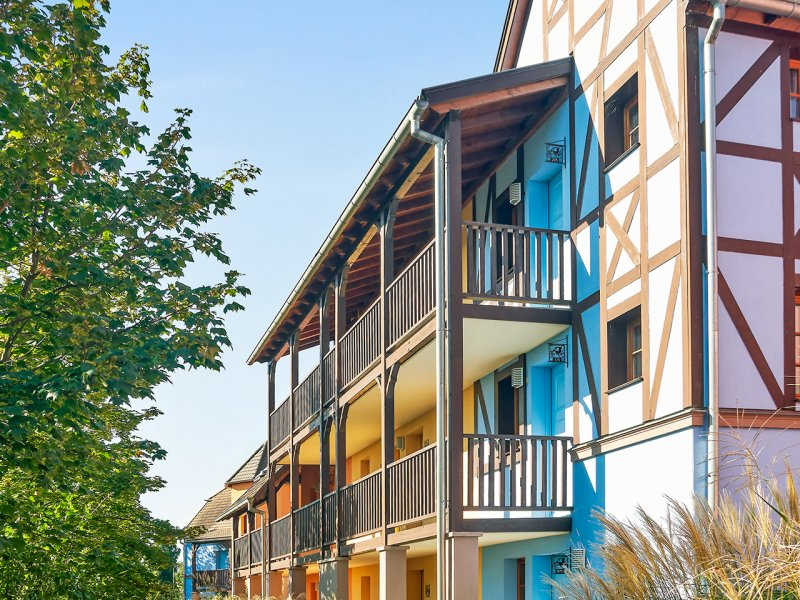 Séjour Alsace - Pierre & Vacances Résidence Le Clos d'Eguisheim