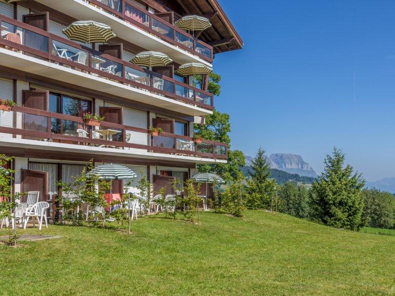 Séjour Evasion Mont Blanc - Pierre & Vacances Résidence Le Mont d'Arbois