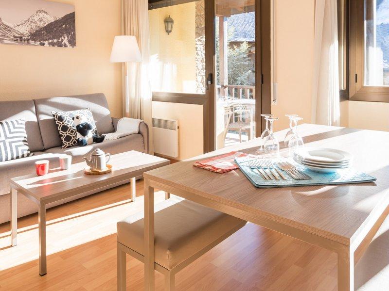 Andorre - El Tarter - Résidence Pierre & Vacances Andorra Alba El Tarter