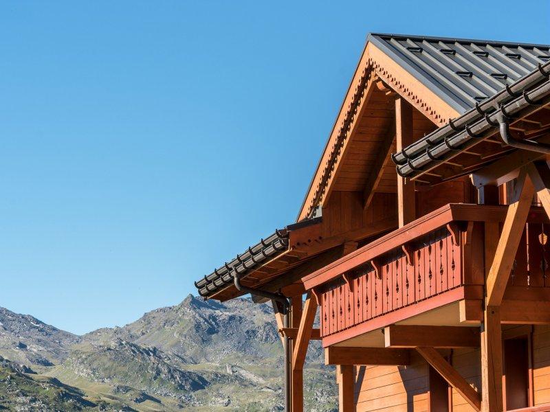 Séjour Ski Alpes - Pierre & Vacances Résidence premium Les Alpages de Reberty