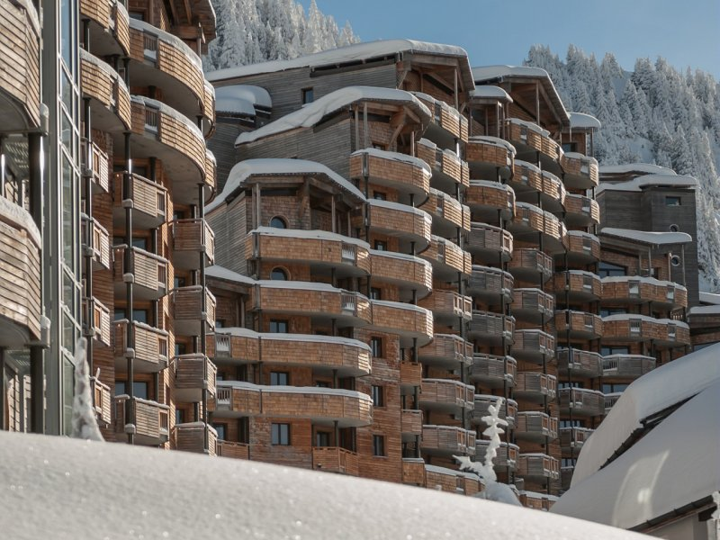 Séjour Ski Alpes - Pierre & Vacances Résidence Atria-Crozats