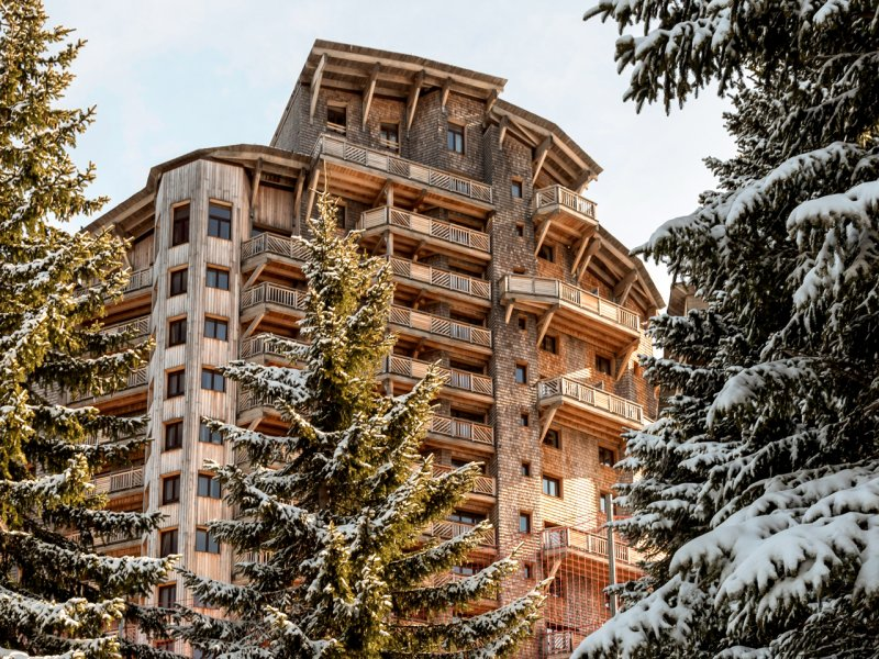 Séjour Ski Alpes - Pierre & Vacances Résidence premium L'Amara