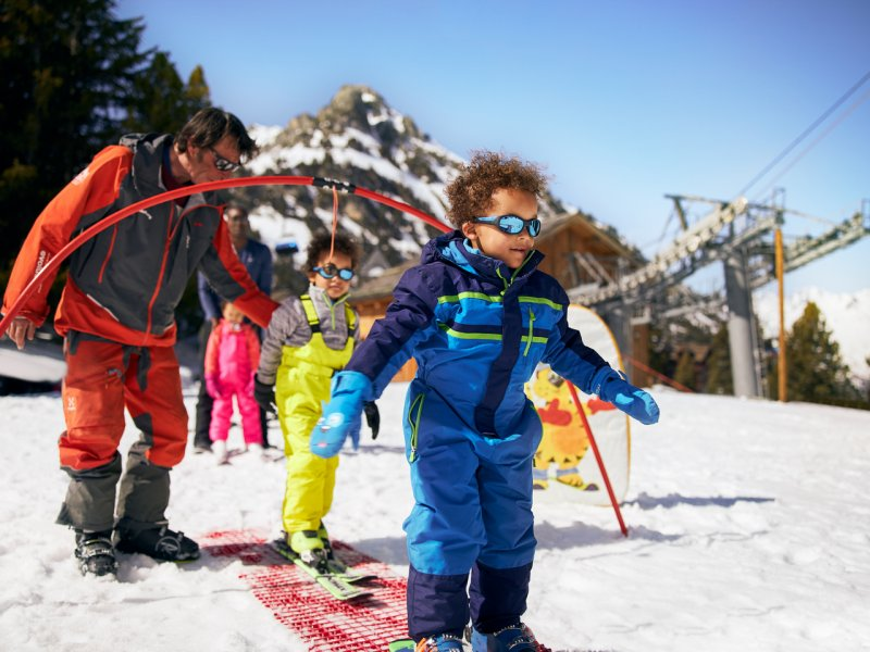 France - Alpes - Les Coches - Résidence Pierre & Vacances La Marelle et Le Rami
