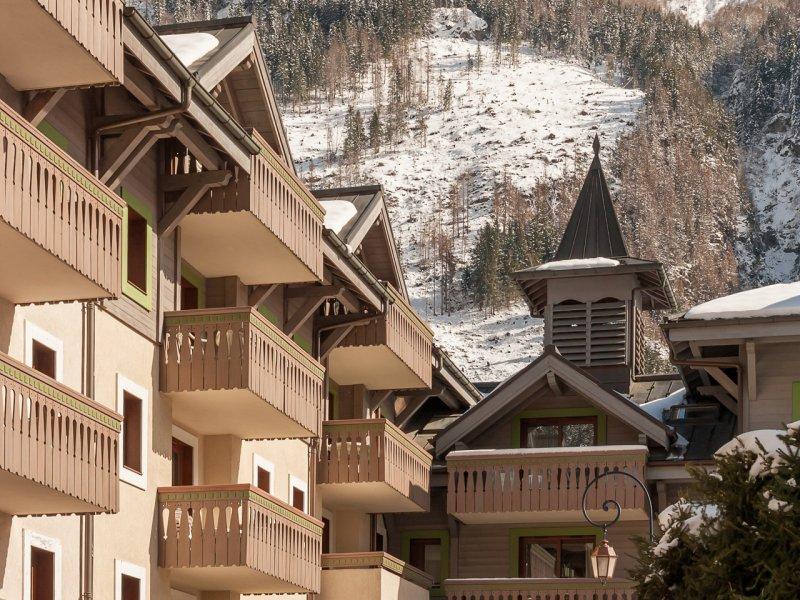 Séjour Ski Alpes - Pierre & Vacances Résidence premium La Ginabelle
