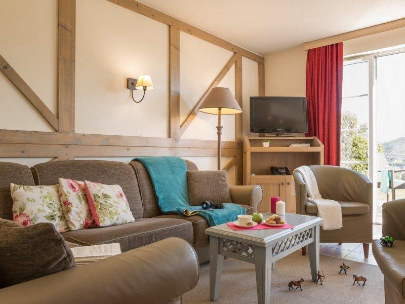 France - Normandie - Houlgate - Résidence et Spa Pierre & Vacances Premium