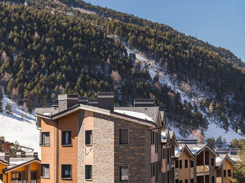 Andorre - El Tarter - Pierre & Vacances Résidence Andorra El Tarter