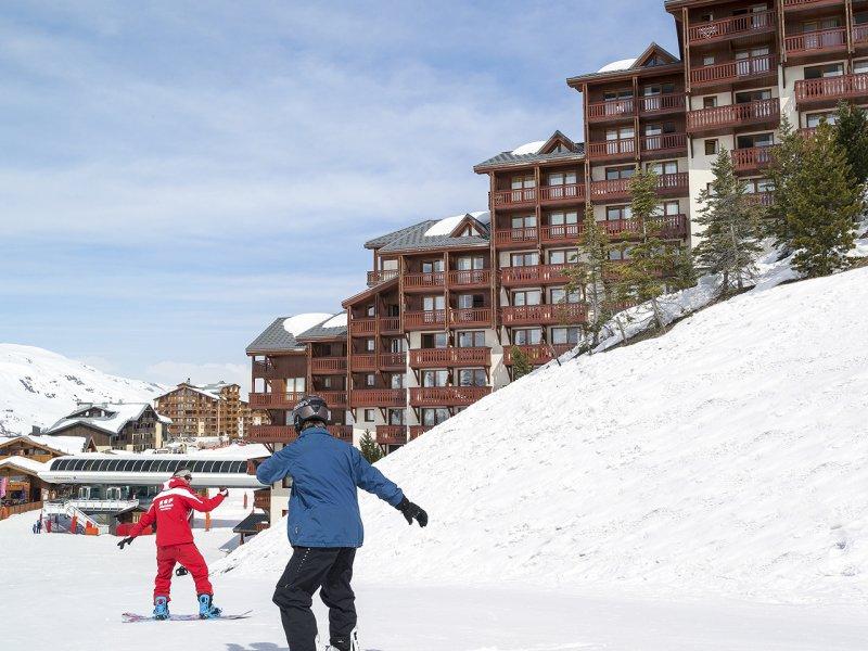 Séjour Ski Alpes - Pierre & Vacances Résidence Les Valmonts