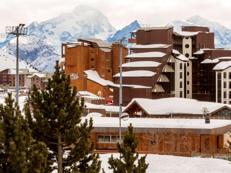 Séjour Alpe d'Huez - Pierre & Vacances Résidence L'Ours Blanc