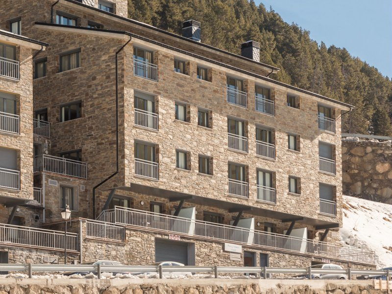 Andorre - Soldeu - Pierre & Vacances Résidence Andorra Sunari Peretol