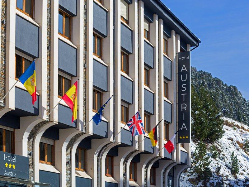 Chambre Standard Hotel Austria