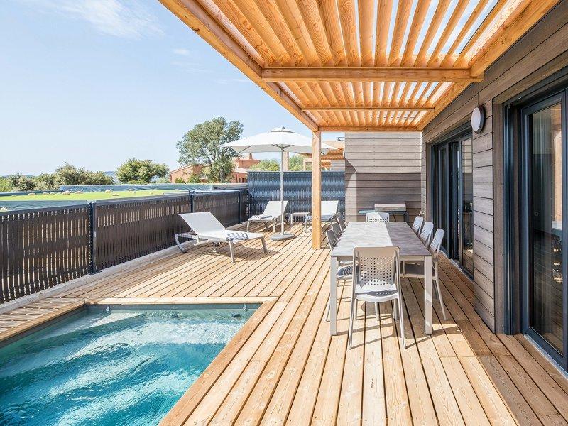 Séjour Sud Corse - Pierre & Vacances Résidence premium Les Terrasses d'Arsella