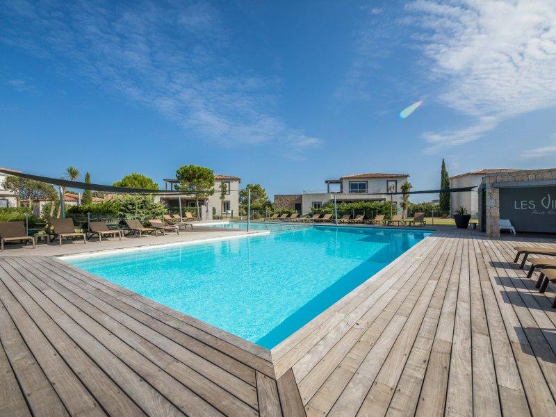 Séjour Sud Corse - Pierre & Vacances Résidence premium Les Villas de Porto-Vecchio