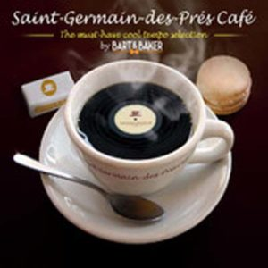 saint germain des pres cafe