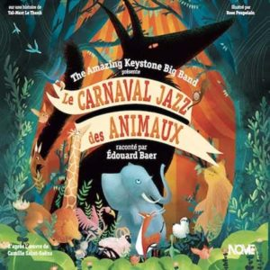 Le Carnaval Jazz des Animaux BEAR copy