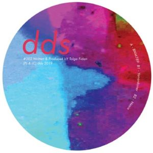 DDS02 Label A rvb