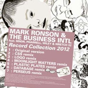 Mark Ronson And The Business INTL, Record Collection 2012 ( Kistuné Records )