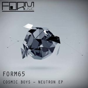 Neutrons 22EP22 sur FORM Music label de POPOF