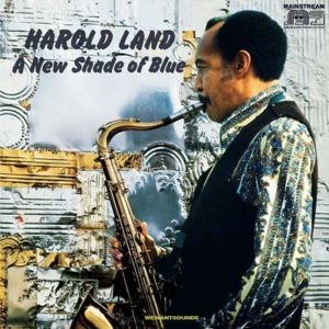Harold Landa new shade of blue