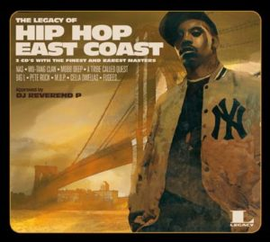 the legacy of hip hop Eastcoast