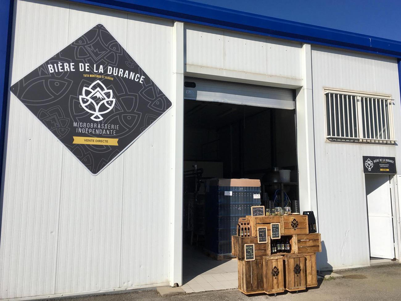 Entrepôt des bières de la Durance