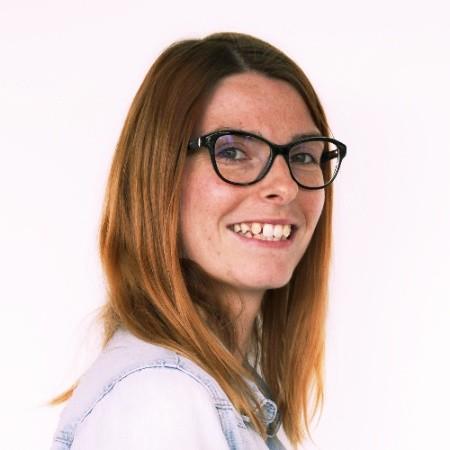Portrait d'Hélène Blondel, rédactrice web