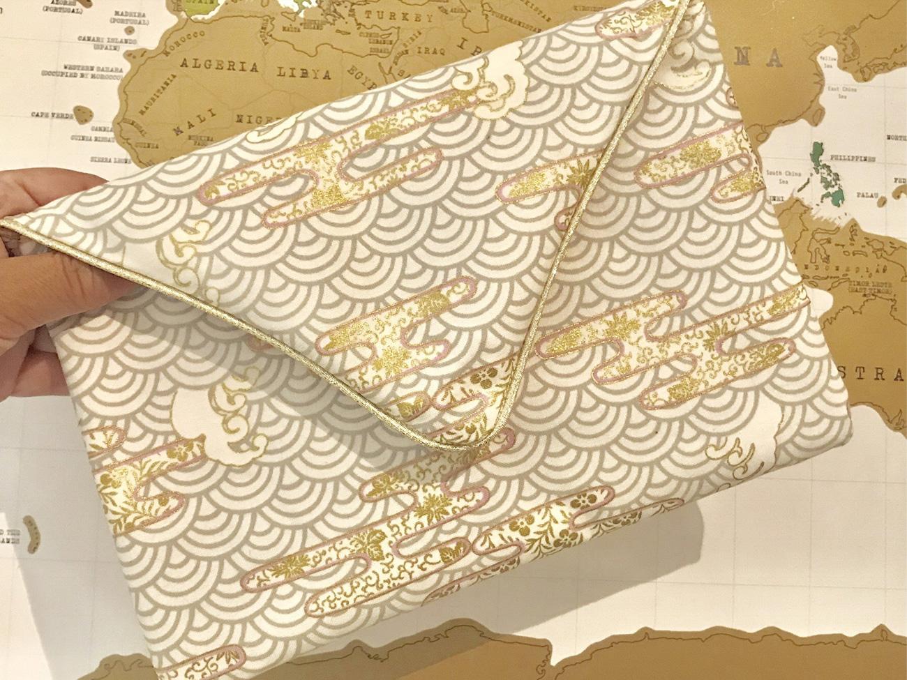 Made by Cézembre, a été créée par une passionnée de couture.