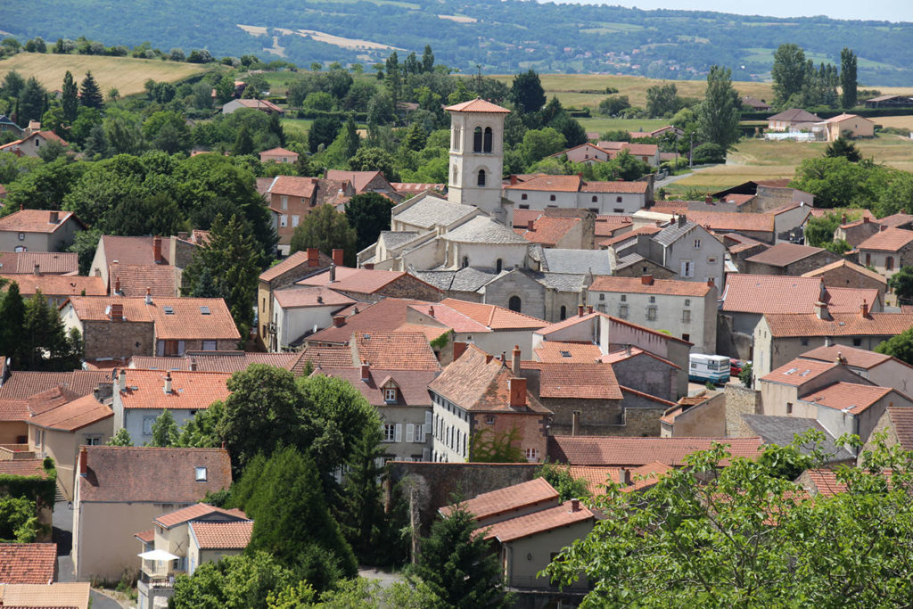 Petite cité de caractère - Artonne en Auvergne-Rhone-Alpes
