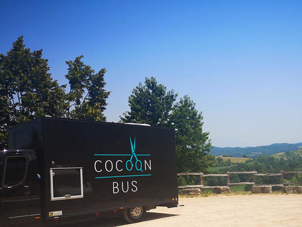 Le Cocoon Bus sillonne les campagnes