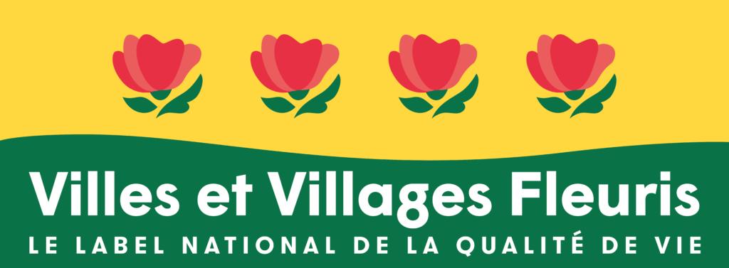 Villes et Villages fleuris, le panneau 4 fleurs