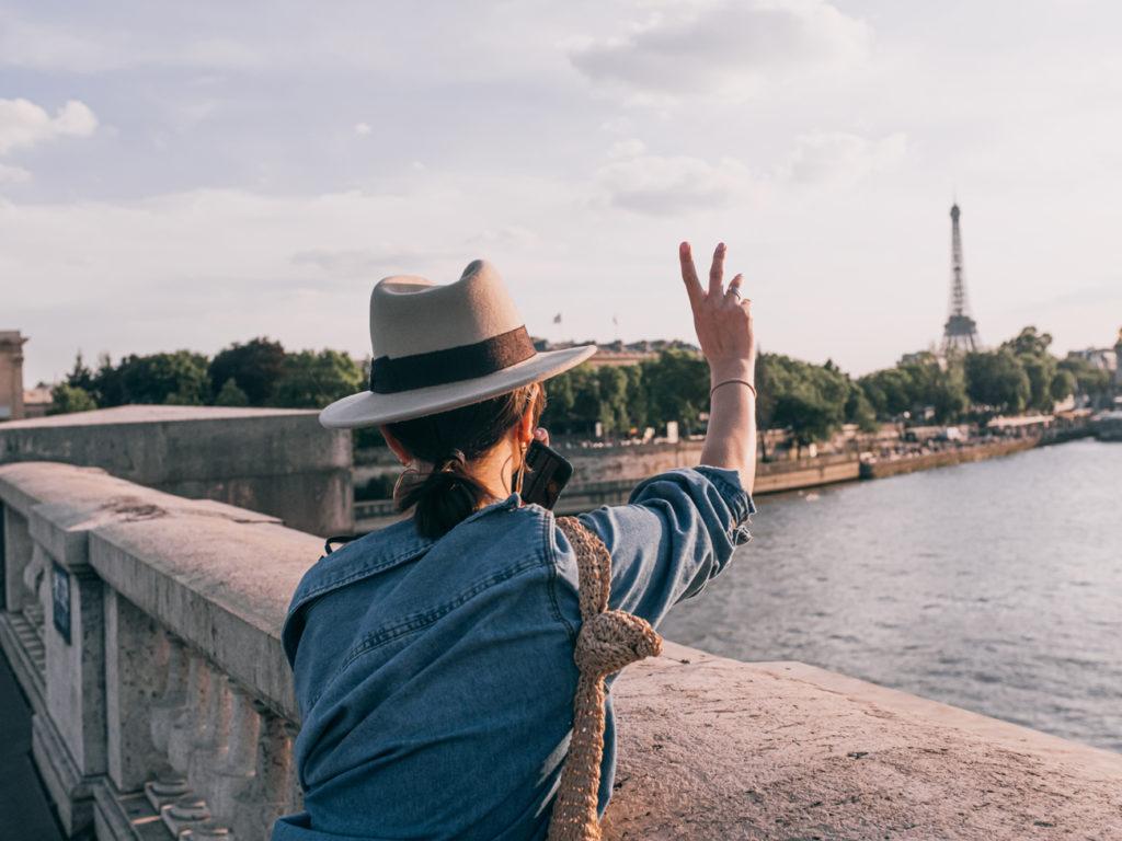 Au revoir Paris !