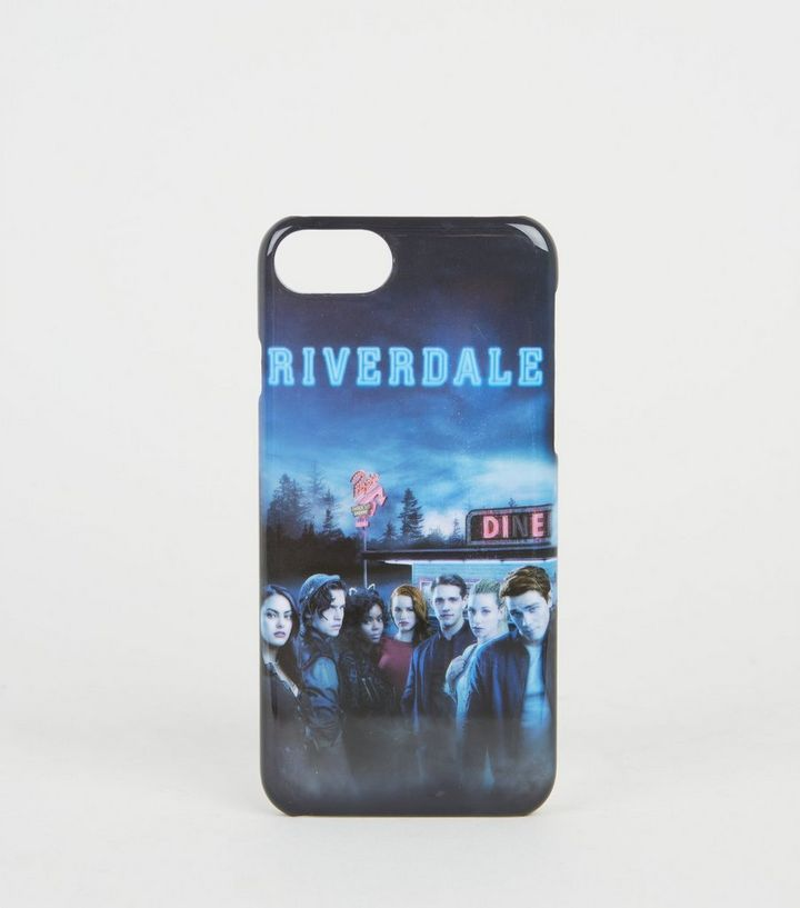 Coque pour iPhone 6/6s/7/8 multicolore à design Riverdale