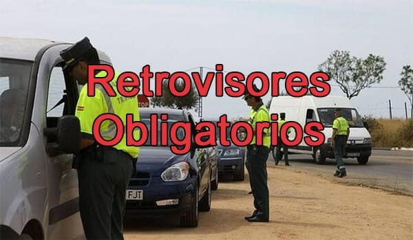 retrovisores obligatorios