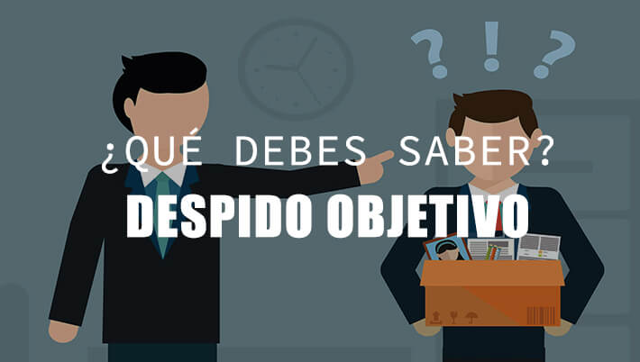 despido objetivo causas indemnización