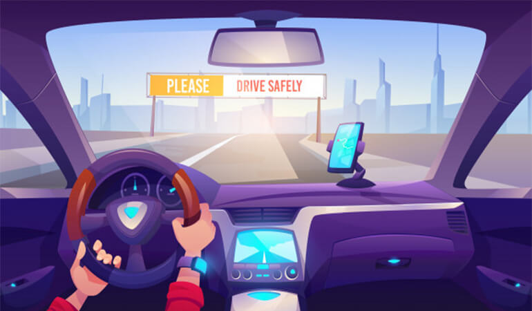 delitos contra la seguridad vial del código penal