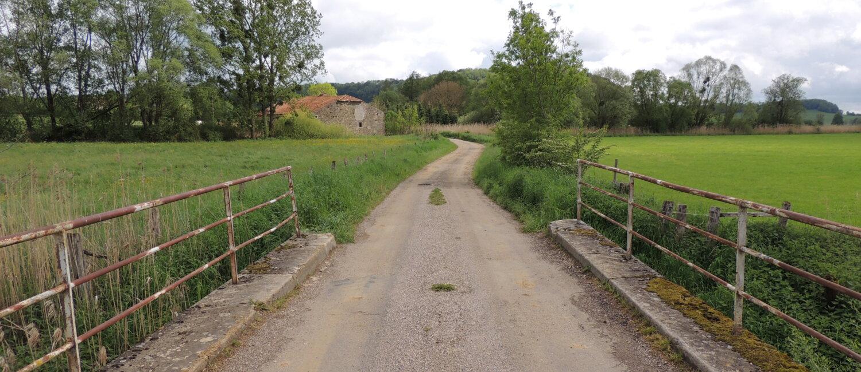 futur emplacement d'une zone de surstockage à Hâcourt (52).