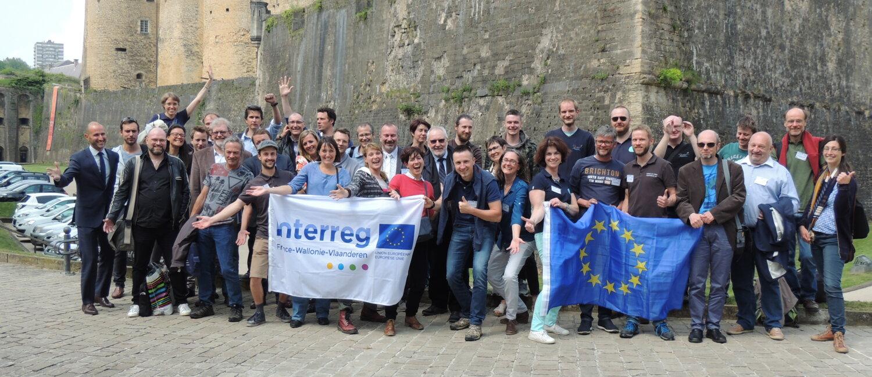 membres du réseau transfrontalier pour l'eau
