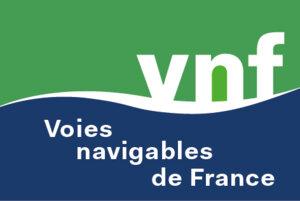 Logo Voies Navigables de France