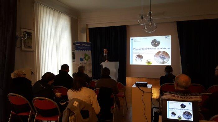 Conférence de presse de lancement de la Stratégie Biodiversité