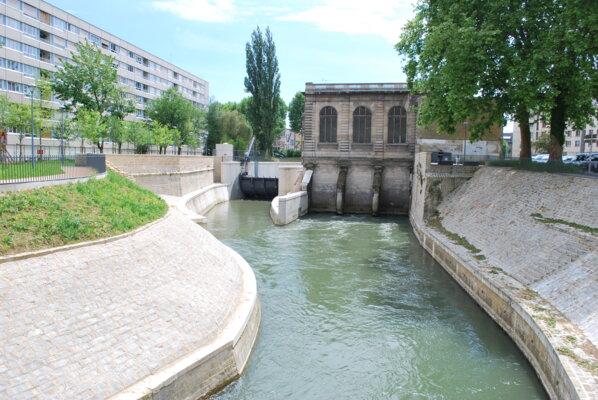 PIG Meuse_Canal Mazarin
