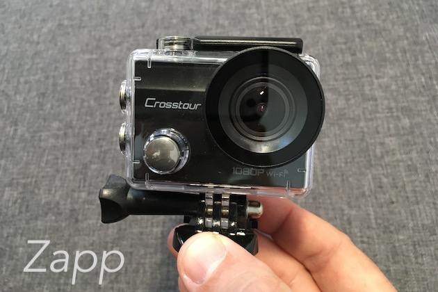 caméra sport alternative gopro