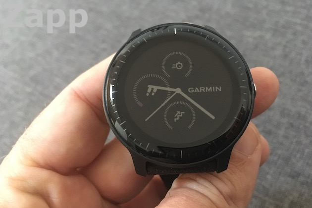 montre running garmin vivoactive 3 music