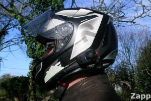 intercom moto SENA SMH5 casque