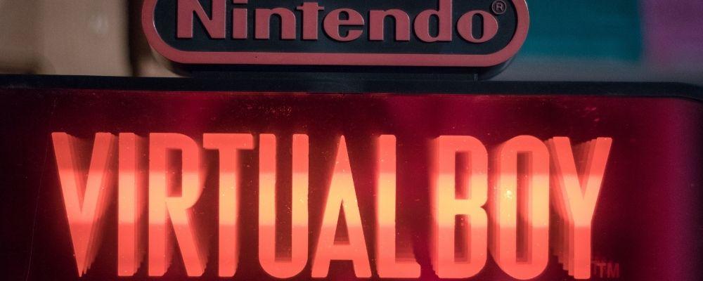 bannière virtual boy