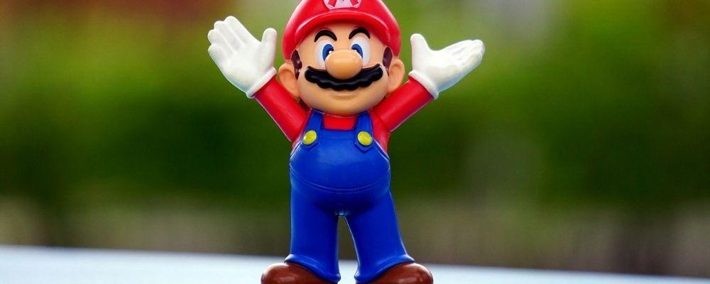 Figurine Mario Bros
