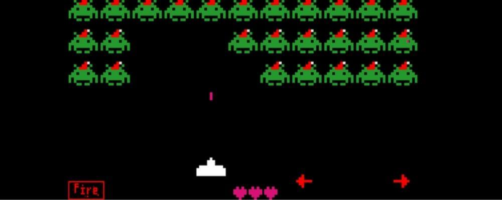 jeu Space Invaders