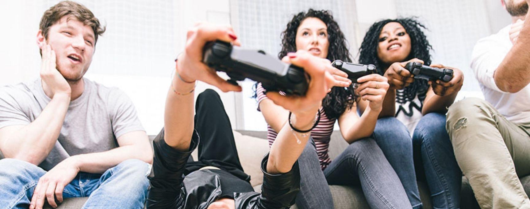 amis jeux video