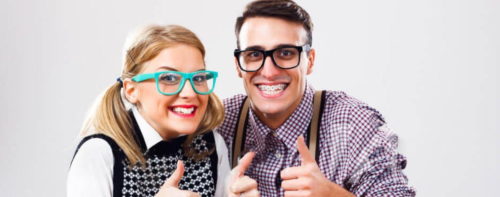 geeks à lunettes